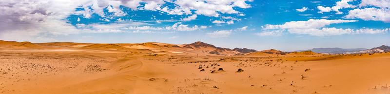 Panorama-Desert Near Serra Cafema