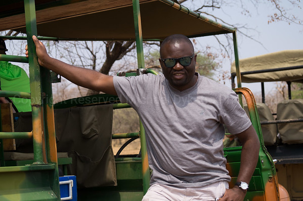 Leonard Kabongo, who I'm very grateful to call my friend :)
