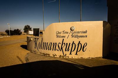 Kollmanskuppe - Ghost Town