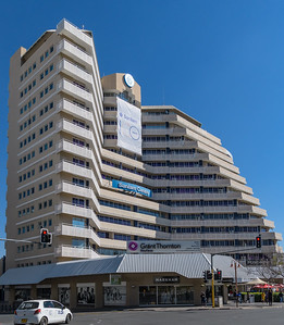 Built in 1990 - The Year of Namibia's Independence