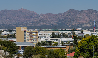 The Auas Range South of Windhoek