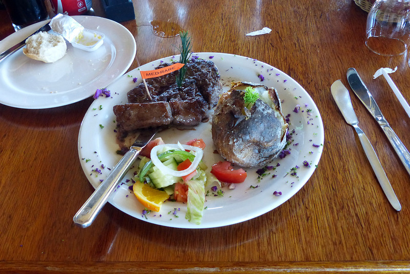 217 Lunch at Walvis Bay