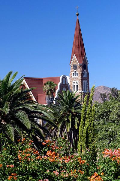Christuskirche, Windhoek