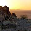 097 Sunset on Namib Desert
