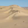 Sand dune near the Angolan border