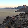 096 Sunset on Namib Desert