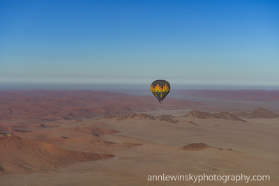 Namib Balloon Safari