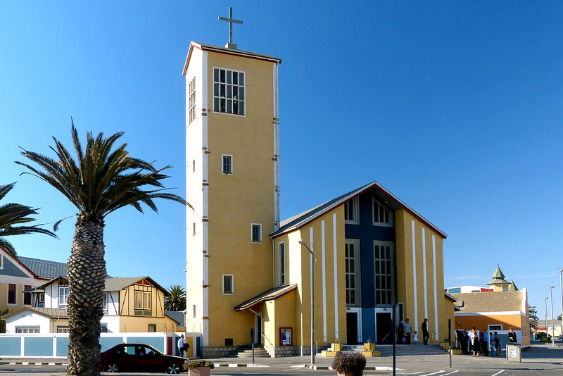 308 Catholic Church, Swakopmund