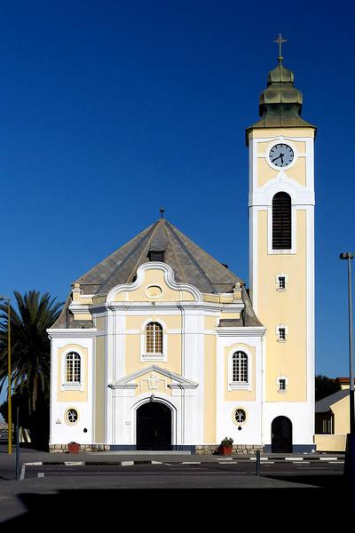 German Evangelical Lutheran Church, Swakopmund