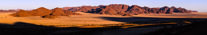 Tiras Mountains - Namibia