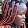 235 Himba girl in Swakopmund
