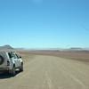 Start of the Namib Desert.