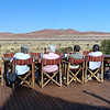 Breakfast at Kulala Desert Lodge