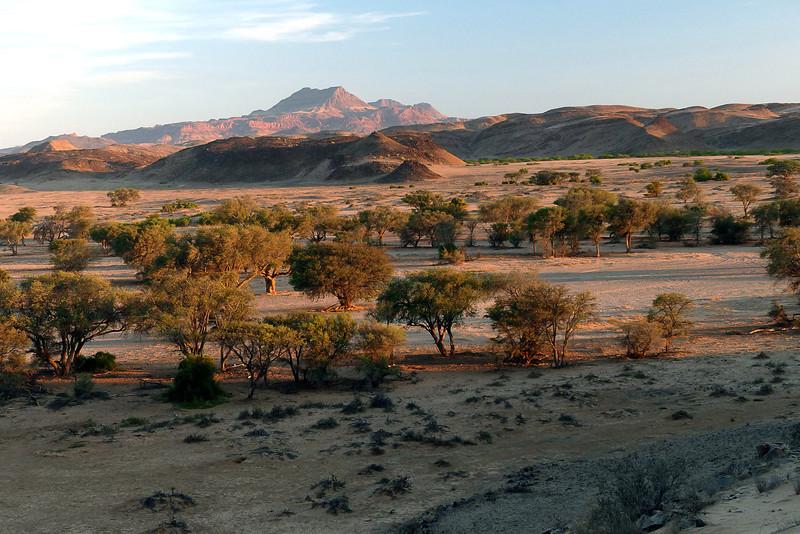 424 Sunset in Damaraland