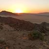 099 Sunset on Namib Desert