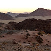 100 Sunset on Namib Desert
