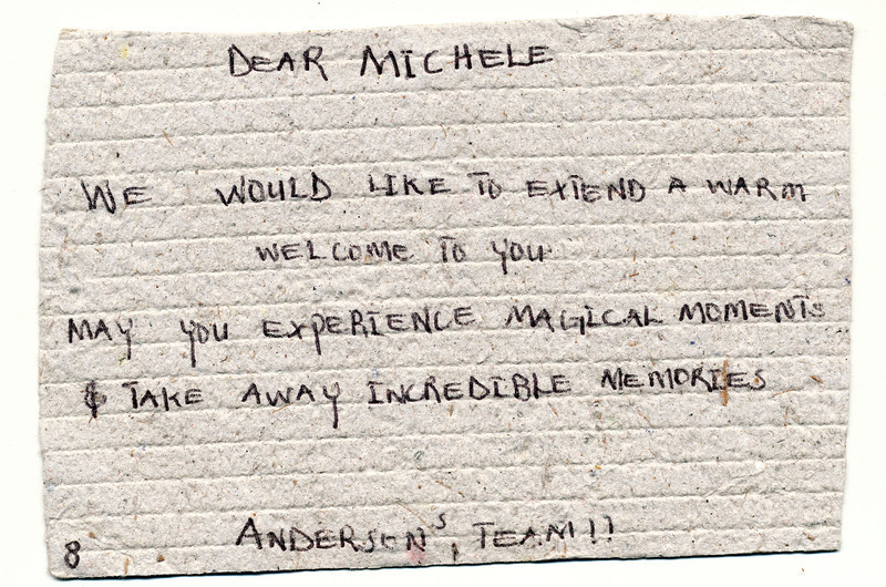 Welcome to Andersen