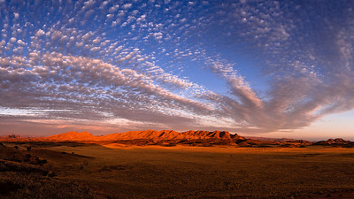 Wit Mountains, Solitaire - Namibia