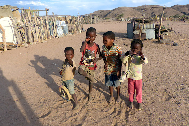510 Village in Damaraland