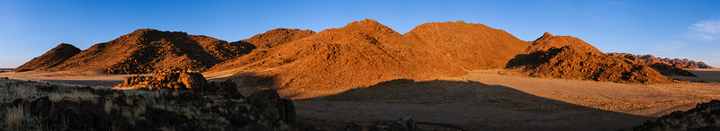 Farm Kanaan, Tiras Mountains - Namibia