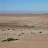 Skeleton Coast scenery