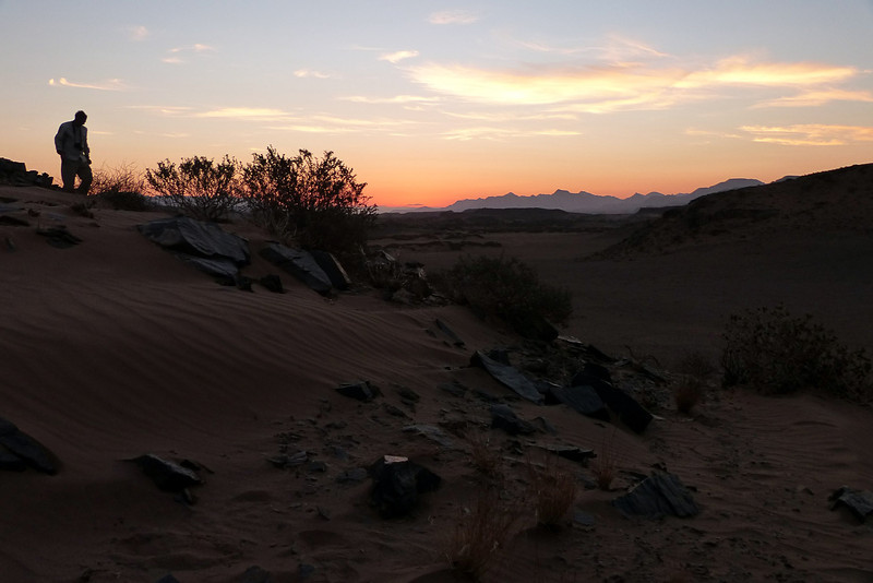 425 Sunset in Damaraland