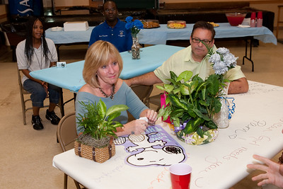 Pam Stern Farewell at Nan Knox Boys and Girls Club of Broward County