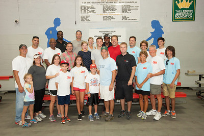 Annual Cleanup at the Nan Knox and Reitman Boys and Girls Club of Broward County