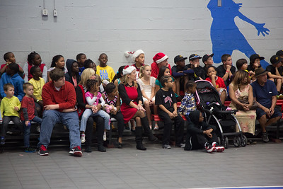 Forever Family Bella's Group 4th Annual Holiday Party at the Nan Knox Boys and Girls Club of Broward County