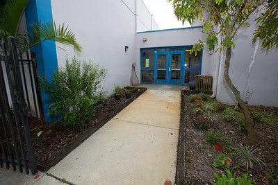 Nan Knox Garden Make Over by Teri Goldsmith and Florida Master Gardeners of Broward County