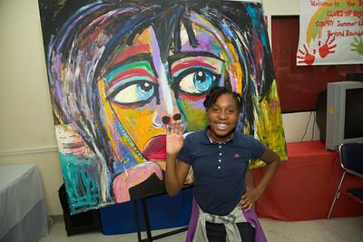 Art Show at Nan Knox Boys and Girls Club