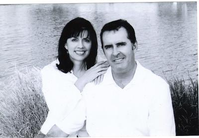 Donna & Steve engagement
