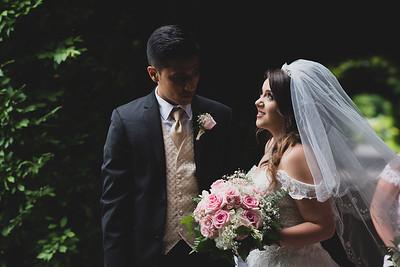 Nancy + Javlon Wedding Photos