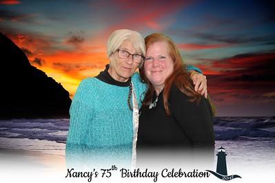 Nancy's 75th Birthday Celebration