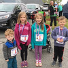 From left, Thomas Leeds of Chelmsford, and the Kindorf kids, Annika, Cailyn and Christian, of Sterling