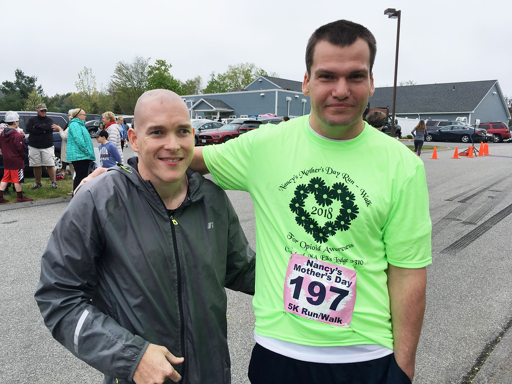 . Ray Greenhalge of Dracut and Wayne Cole of Lowell