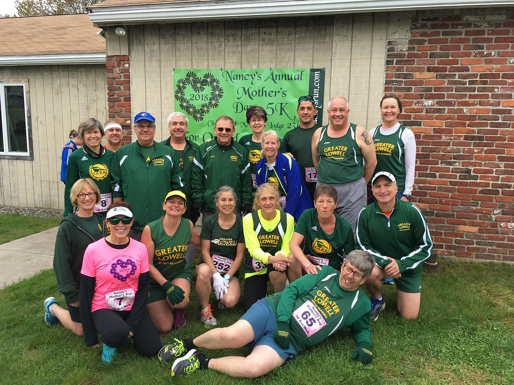 . Greater Lowell Road Runners