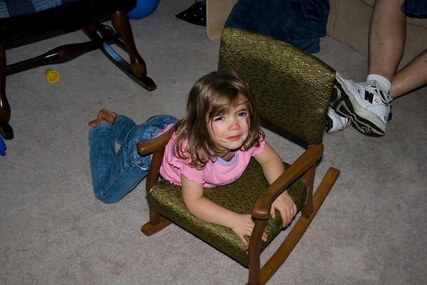 2010_04_29 Nanette stuck