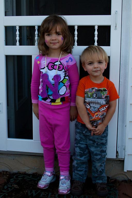 10-14-11 Nanette Pajama/Letter Day