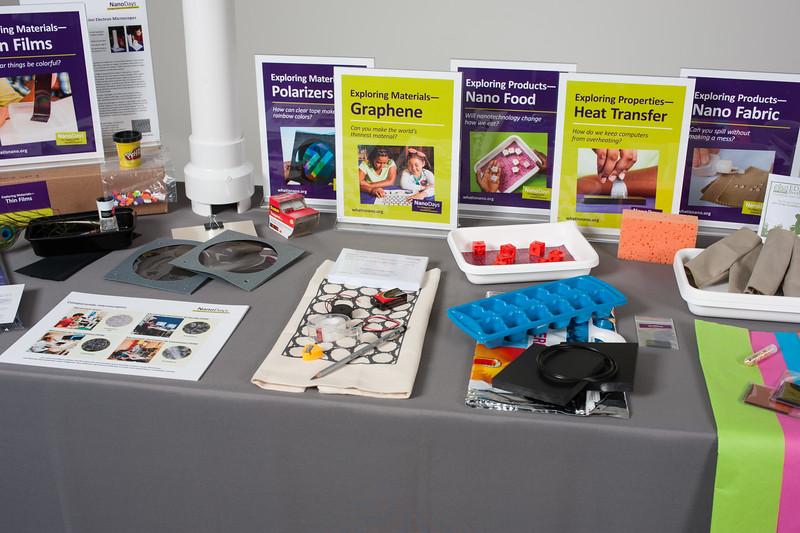 NanoDays kit<br /> <br /> Credit: Emily Maletz Graphic Design