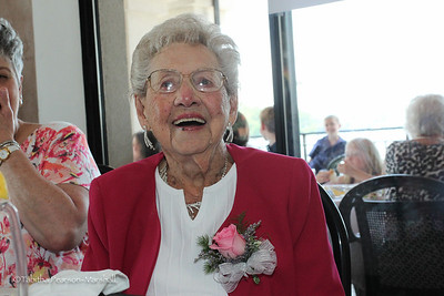 Nan's 100th birthday