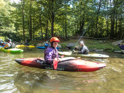 Nantahala with Cincypaddlers