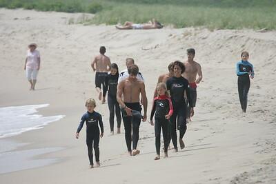 July 16, 2010 Nantucket Island surf school