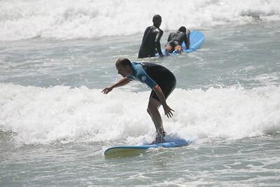 July 22,2010 nantucket Island Surf school