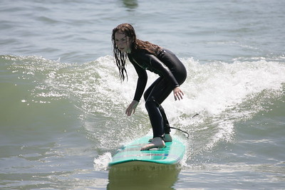 Nantucket Isl.Surf School July 6, 2009