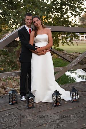 Naomi & Taylor Wedding