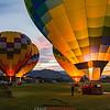 Balloon flight over Napa Valley #7