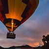 Balloon flight over Napa Valley #9