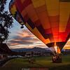 Balloon flight over Napa Valley #8