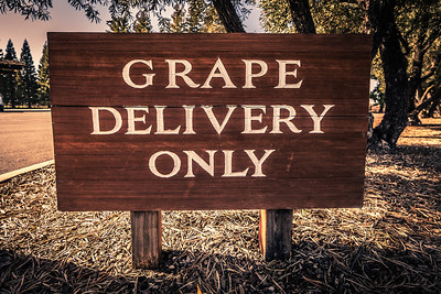 Grape Delivery Only